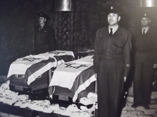 Laying the Rothschild couple to rest at Ramat HaNadiv