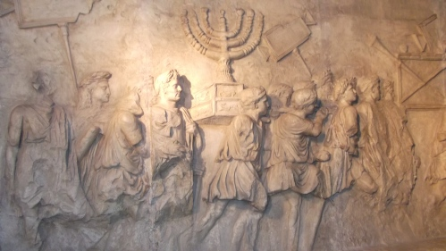 Replica of the Arch of Titus