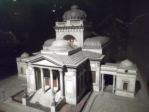 Superb synagogue model