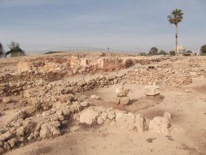 Tel Qasile excavations