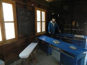 The teaching corner