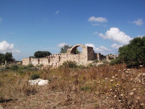 Mansur El-Aqab ruins