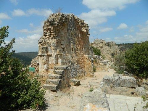 Castle remnant