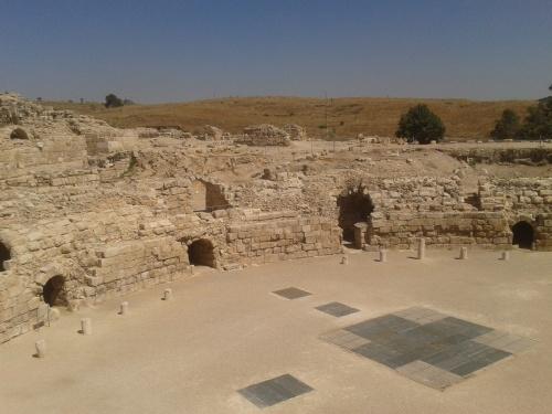 Amphitheatre side 1