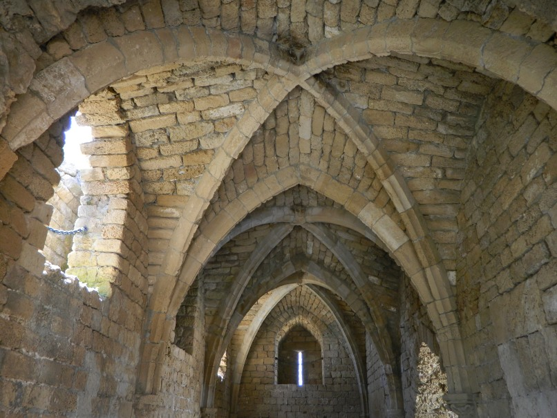 Complex Arched Ceiling