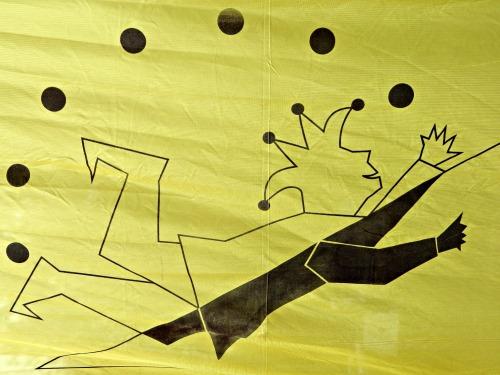 Jester banner