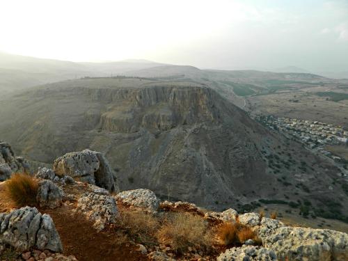 The adjacent Mount Nitai