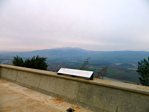 The Hussein Lookout