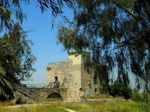 Recordane, the Crusader fortress
