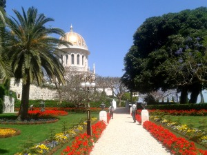 The Bahai Gardens of Haifa