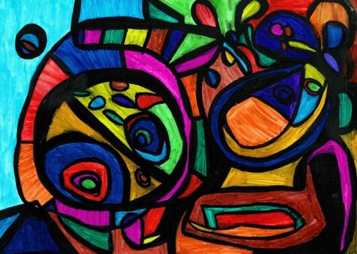 Black Tulip artwork