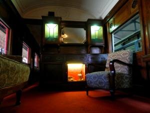British saloon coach
