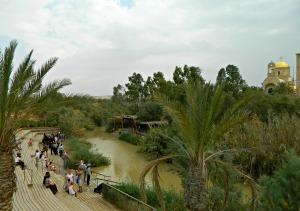 Qasr al-Yahud - Israel and Jordan