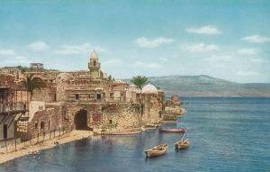 Tiberias in the 1920's