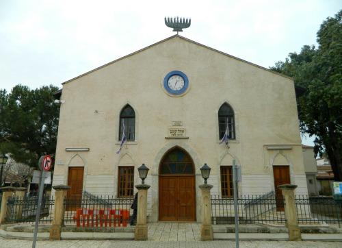 Ohel Ya'akov synagogue