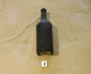 The only surviving bottle