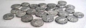 26 Tyrian shekels