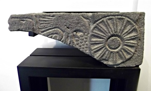 Archstone from Ein Nashut Synagogue