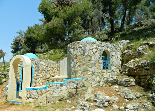 Kever of R' Yossi ben Ya'akov and the Idra Raba