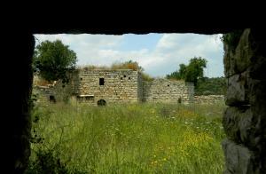 Ga'aton ruins