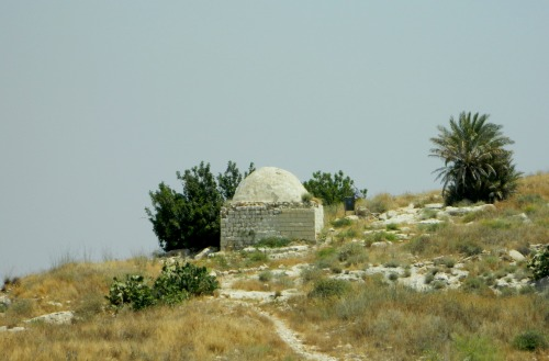 Sheikh al-Sadiq's tomb