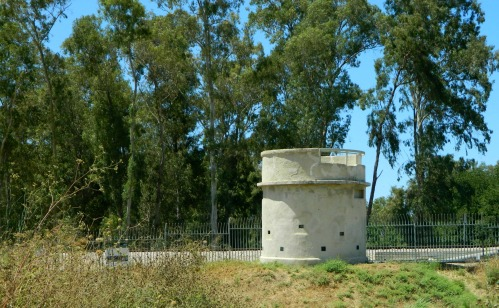 British pillbox