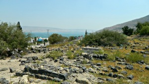 Remains of the ancient Jewish cemetery