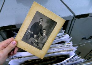 Perusing the Jabotinsky Centre archives