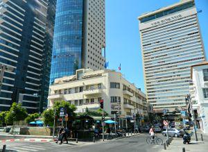 Upscale Tel Aviv