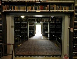 Ben Gurion's library
