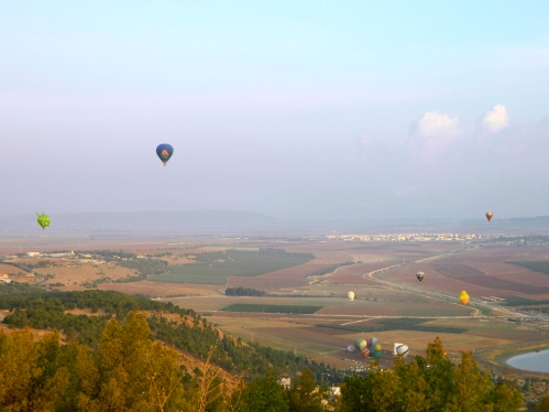 Gilboa Hot Air Balloon Festival