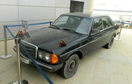 Not Idi Amin's Mercedes