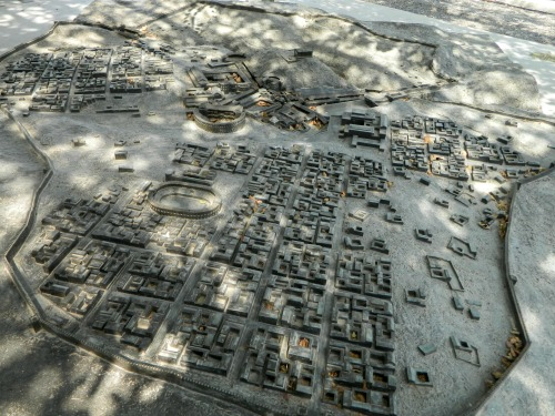 Roman city of Bet Shean (Scythopolis)