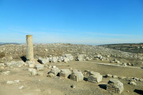 Amudim ruins