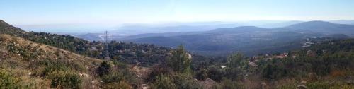 Road 866 panorama