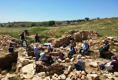 Et-Tell ruins