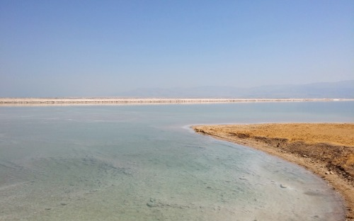 Another view of the Dead Sea