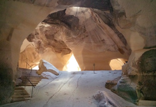 Beit Guvrin's iconic Bell Caves