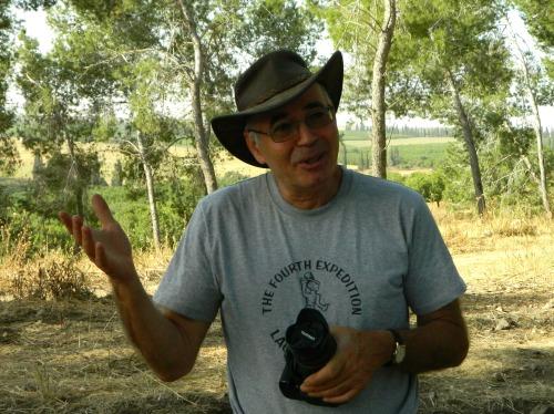 Professor Yosef Garfinkel