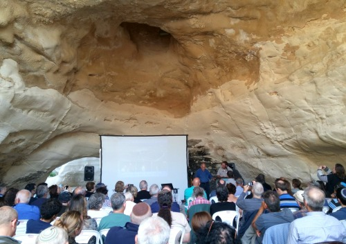 Speeches within the cave