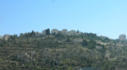 Lifta from afar