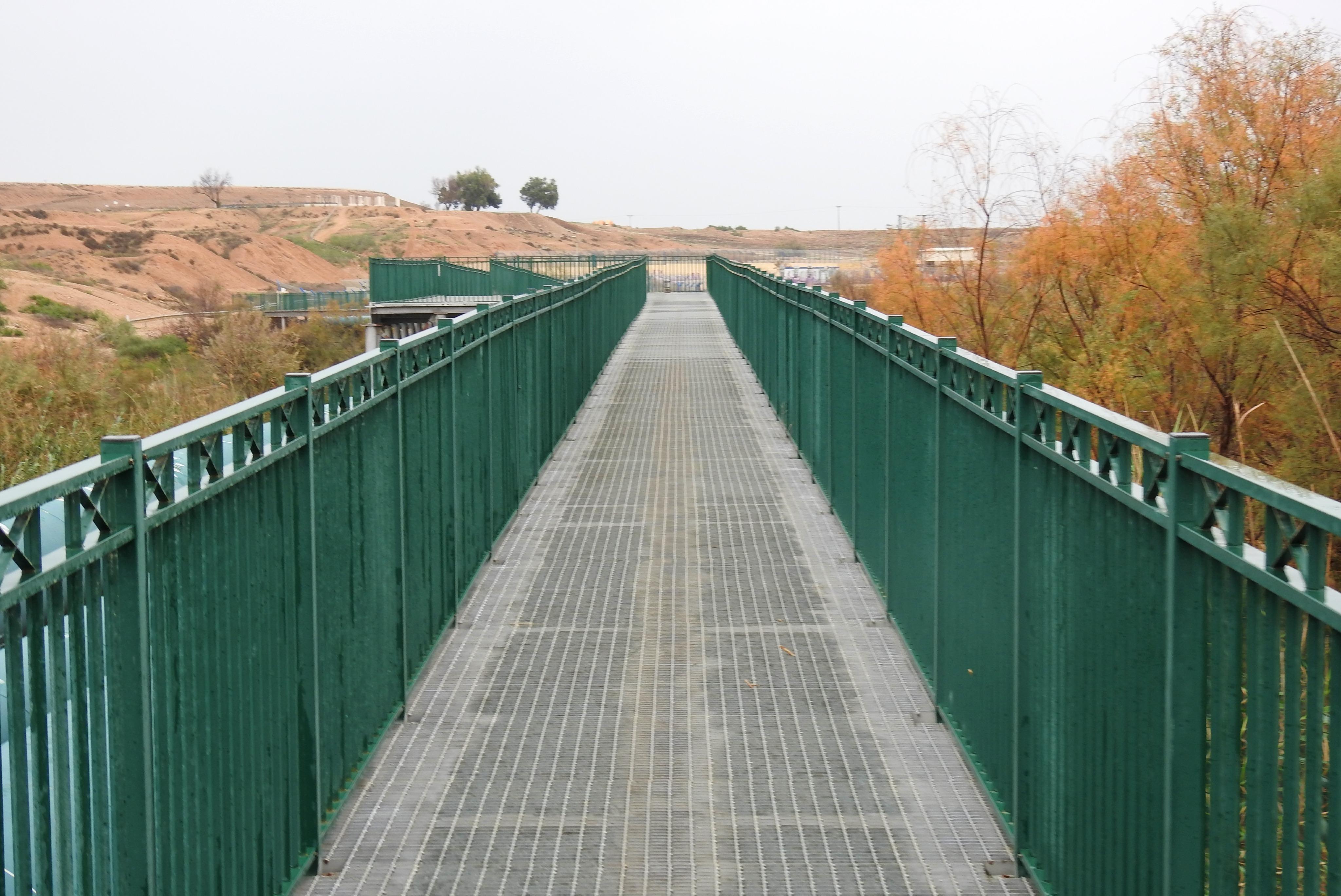 The Pipe Bridge