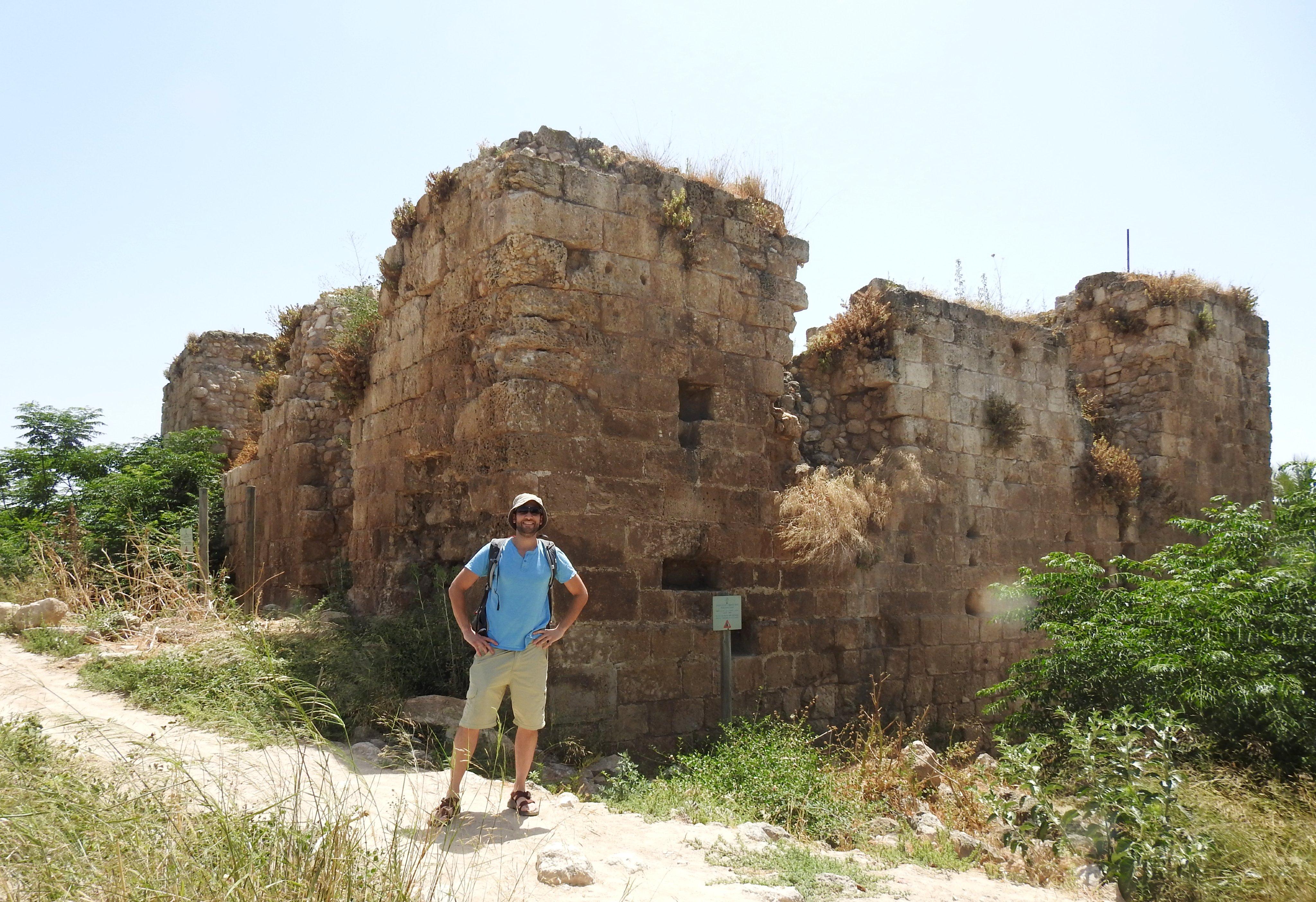 Qaqun fortress